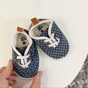 Other - POLKADOT BABY SHOES SIZE 1